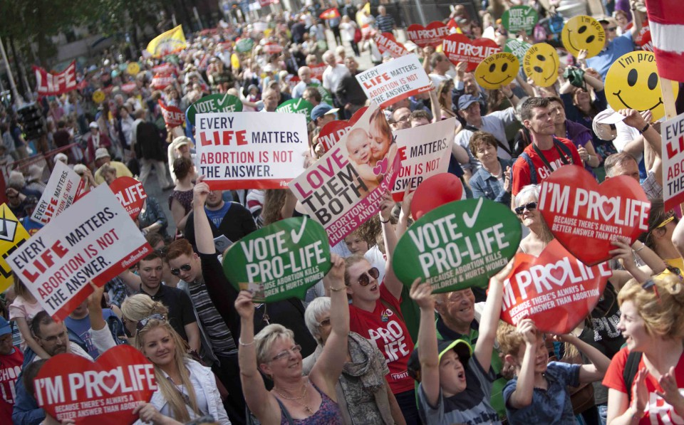 Munster Rally for Life